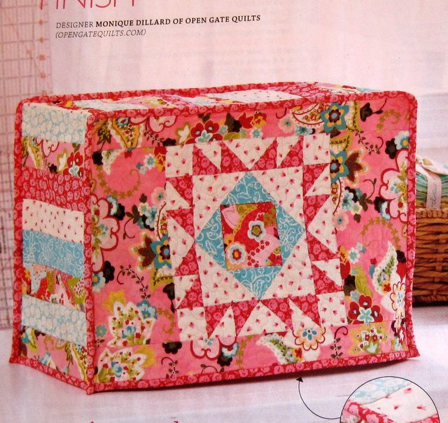 sewing machine cover » First Light Designs » Page 2
