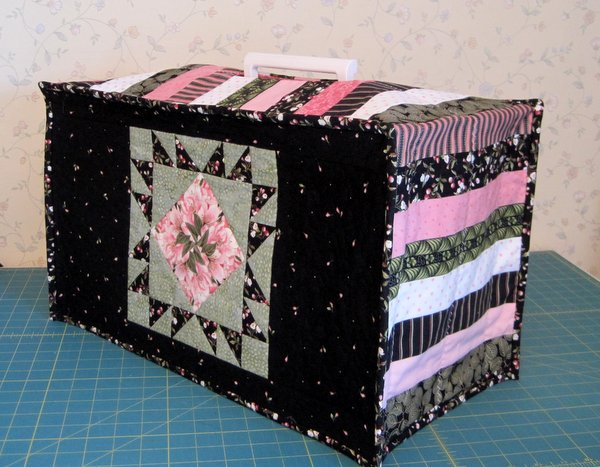 Sewing Machine Cover . . . Done! » First Light Designs