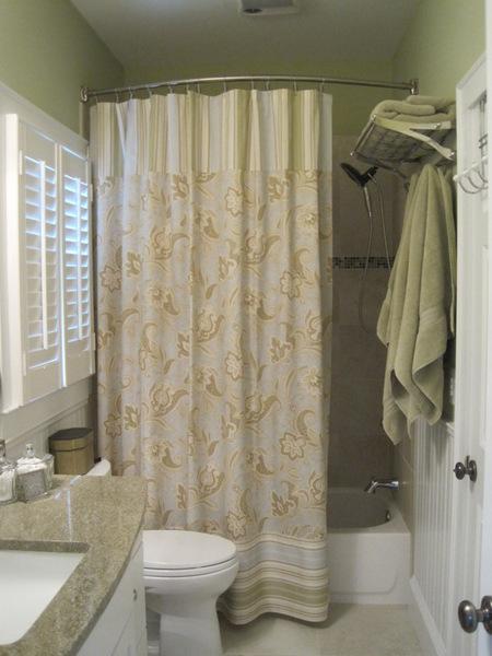 Shower Curtain First Light Designs