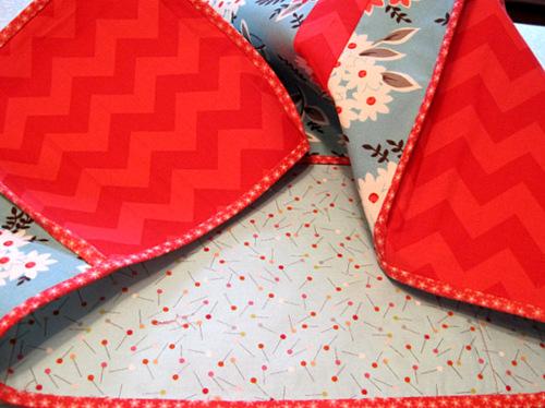 custom sewing machine cover, inside