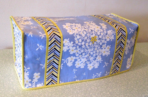 Dawn's sewing machine dust cover