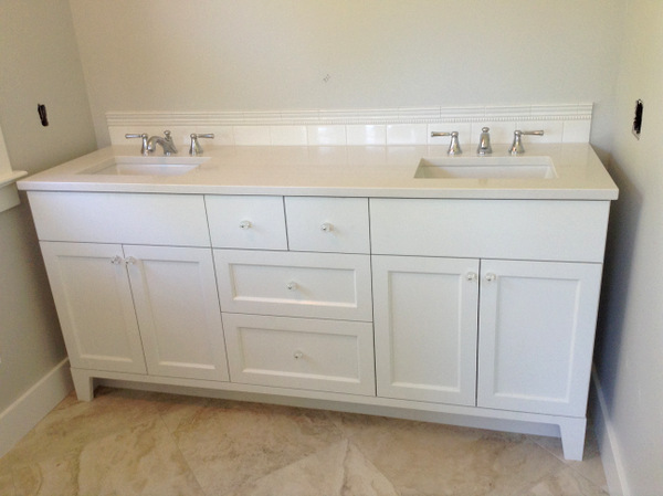 Week 11, vanity with backsplash and faucets (2)