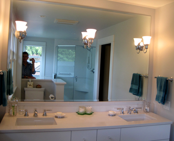 Bathroom Reno — Week 12: Finished! » First Light Designs