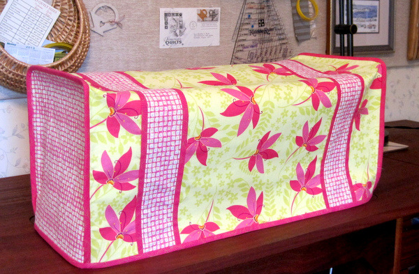 sewing mach dust cover