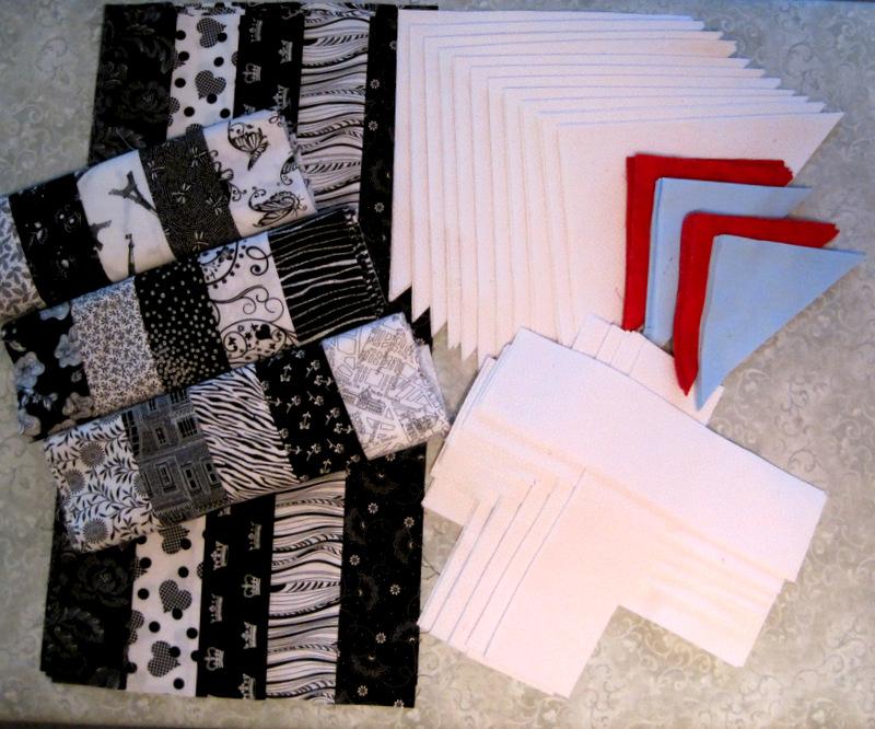 2013-11, Urban Rings fabrics