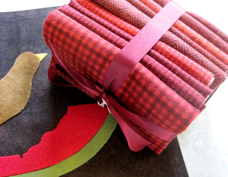 Bertie's Year July red flannels