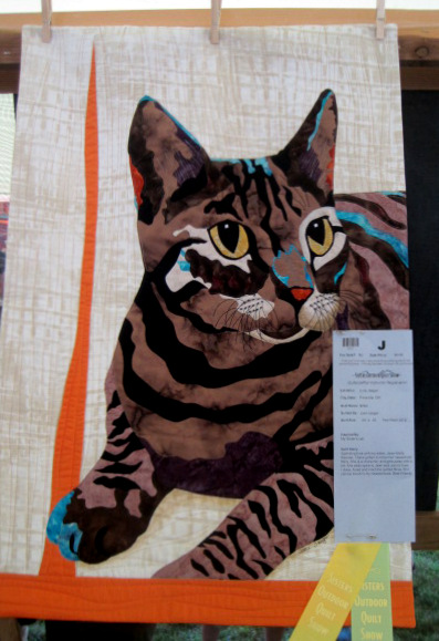Nina by June Jaeger of Prineville OR 23 x 35