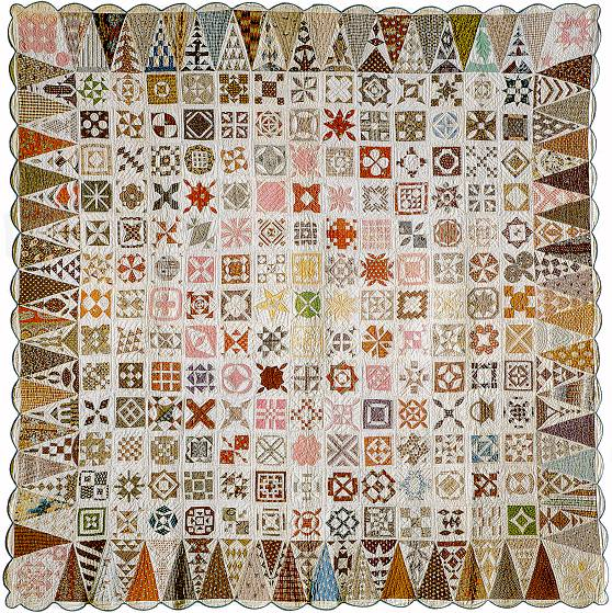 original dear jane quilt