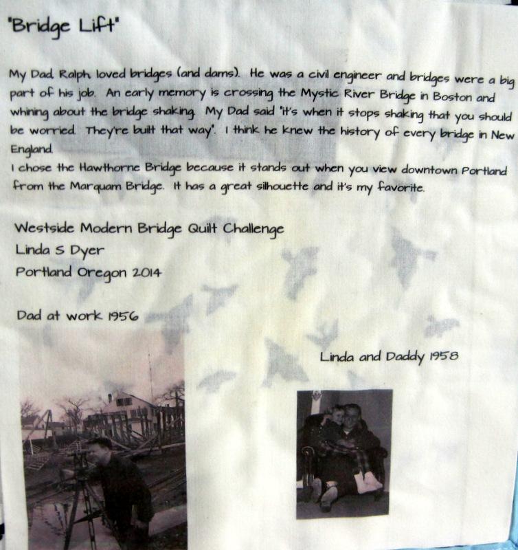 Bridge Challenge, Linda Dyer's label