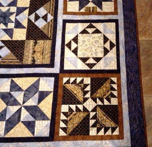 JV's RFTS quilt detail