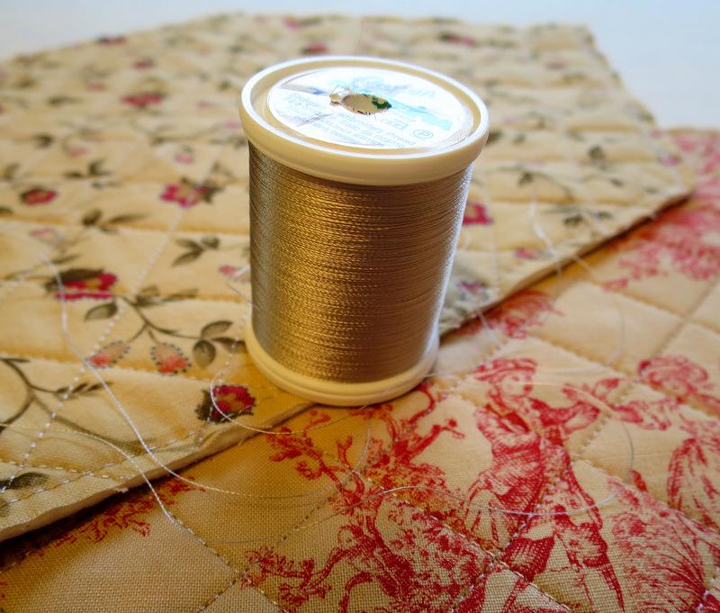 topstitching thread