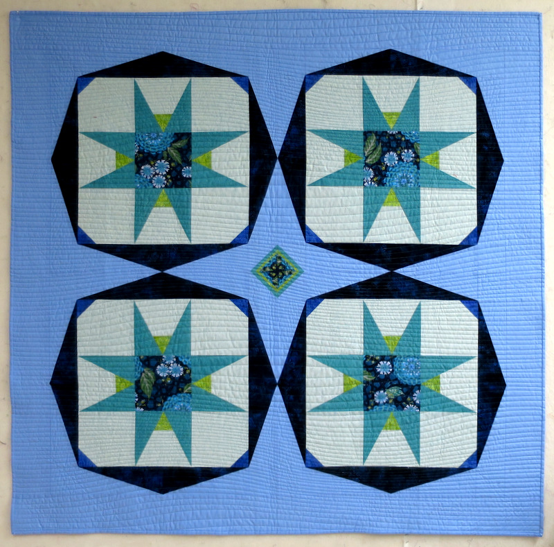 2015-4, Billie's Star, 55x54 (2)