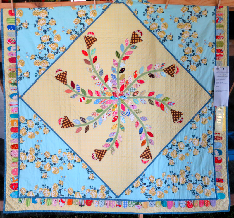 Whirligig by Sarah Fielke of Chatswood NSW Australia 64 sq