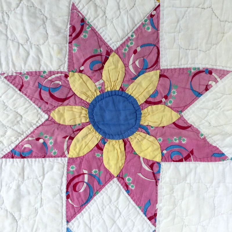 Vintage Quilts First Light Designs