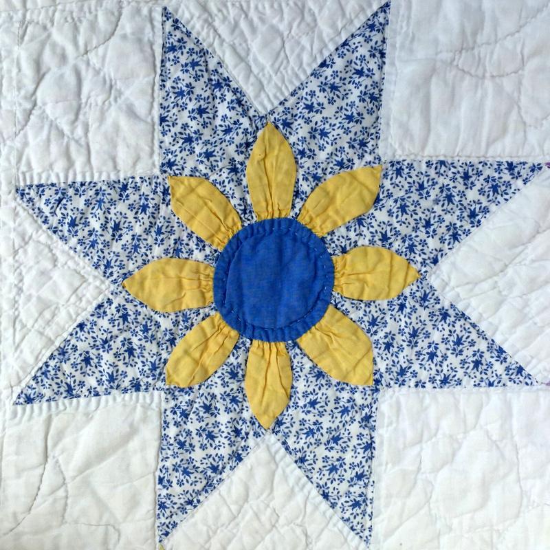 floral star block 4-001
