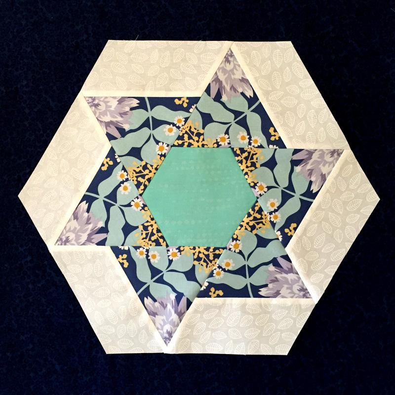 Kaleido Spinner block