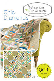 cover of chic diamonds