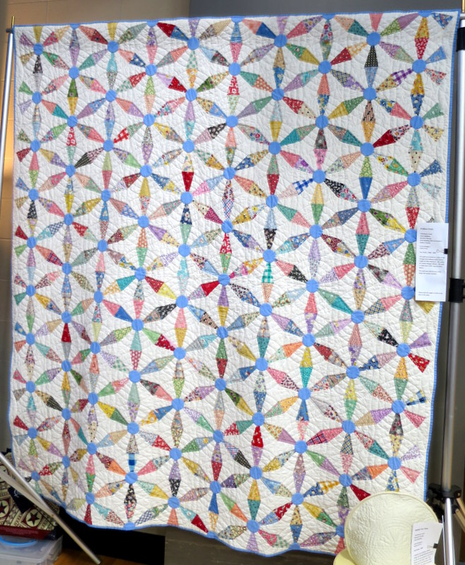 Endless Chain by featured quilter