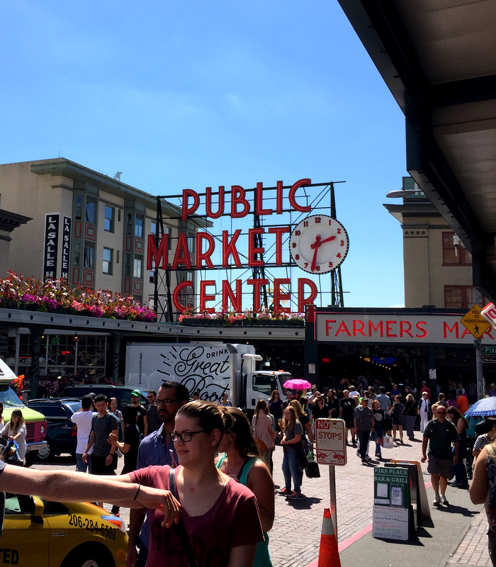 Seattle pike place mkt aug 2016