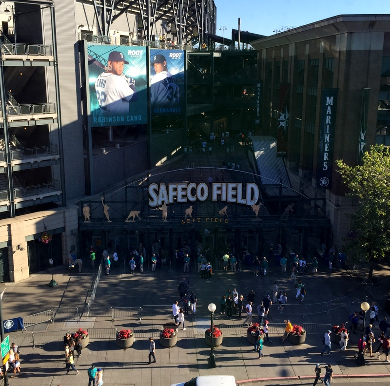 seattle safeco field aug 2016