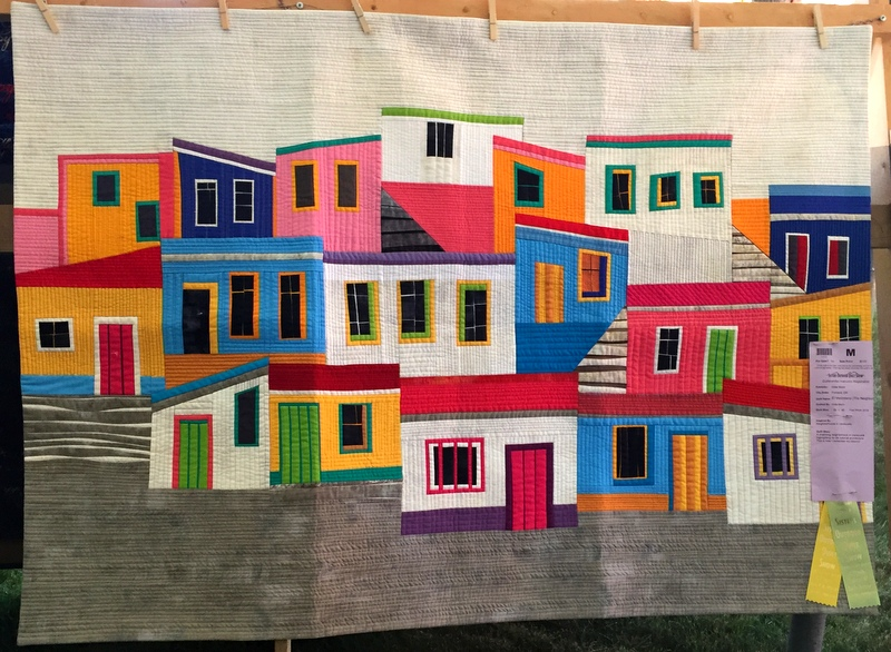 Sisters Outdoor Quilt Show 2017 Part 2 Of 3 First Light Designs